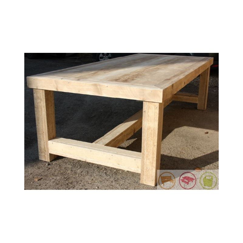 Wonderbaarlijk Steigerhout Tafel Goedkoop. Top Almelo With Steigerhout Tafel FF-93