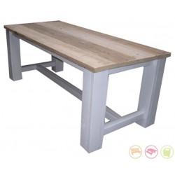 Steigerhout tafel Levi