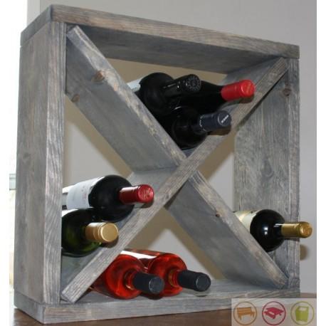 Steigerhouten-Wijnrek-wijnflessenhouder-David