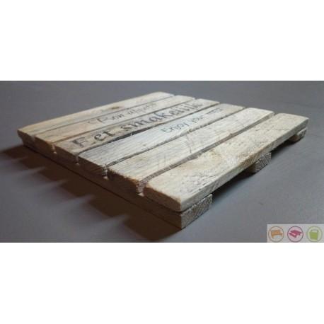 Steigerhout onderzetter