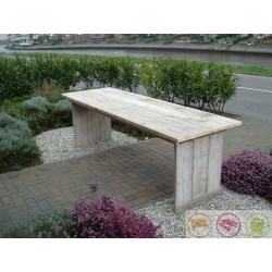 Steigerhouten Tafel - Original